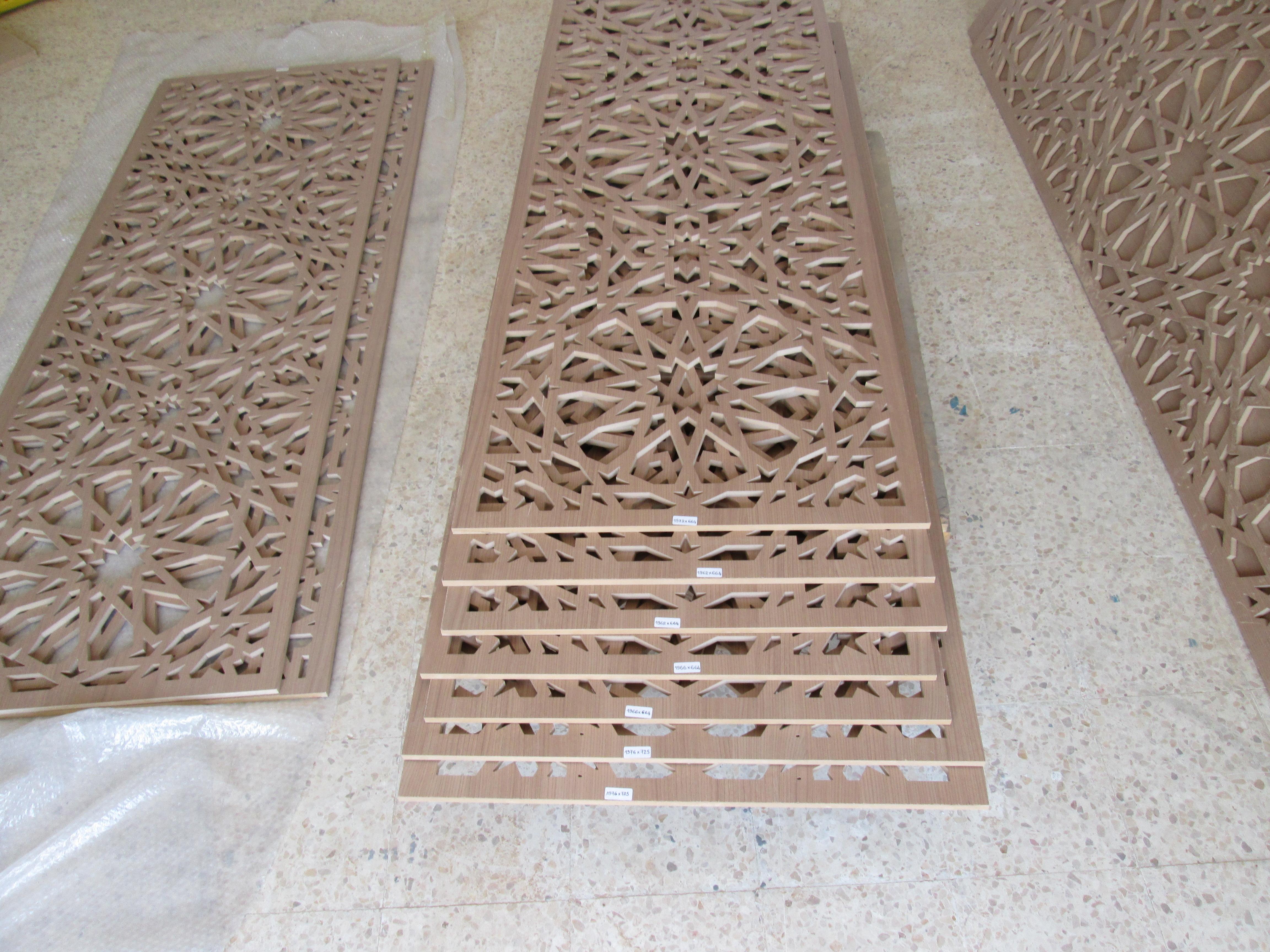 bois arabesque