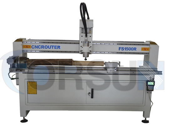 CNC rotary cylindre