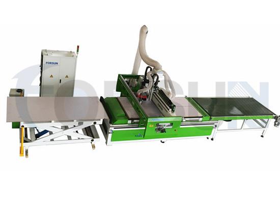 CNC Nesting Machine FS1325C-N