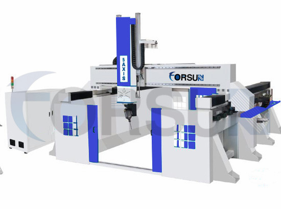 FS2030-5Axis CNC Router